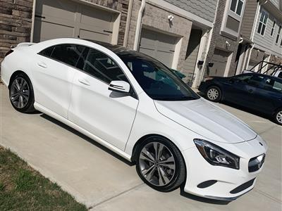 2019 Mercedes-Benz CLA Coupe lease in Stonecrest,GA - Swapalease.com