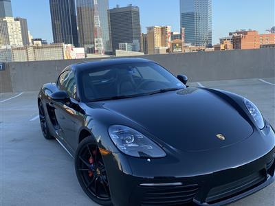 2019 Porsche 718 lease in Dallas,TX - Swapalease.com