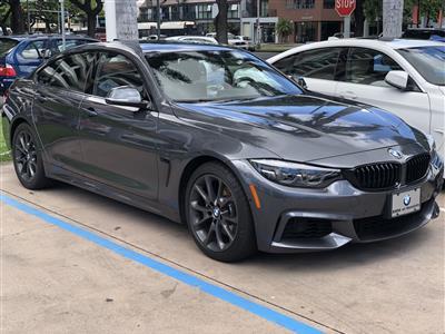 2019 BMW 4 Series lease in Pearl City,HI - Swapalease.com