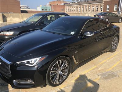 2018 Infiniti Q60 lease in Ridgefield,NJ - Swapalease.com