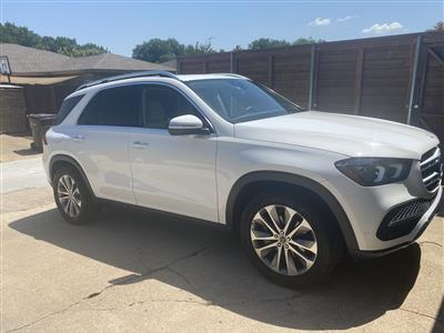 2020 Mercedes-Benz GLE-Class lease in PLANO,TX - Swapalease.com