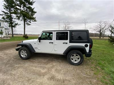 2017 Jeep Wrangler Unlimited lease in Lansing,MI - Swapalease.com