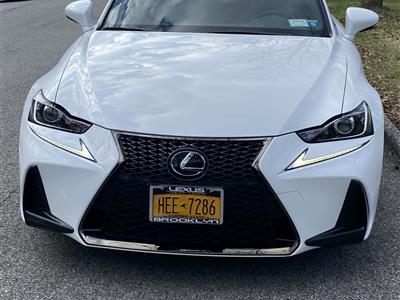 2019 Lexus IS 300 F Sport lease in Staten Island,NY - Swapalease.com