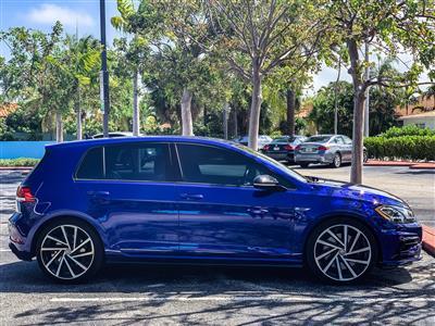 2018 Volkswagen Golf R lease in Miramar,FL - Swapalease.com