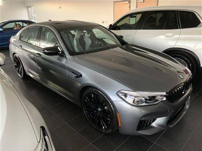 2019 BMW M5 lease in Frisco,TX - Swapalease.com