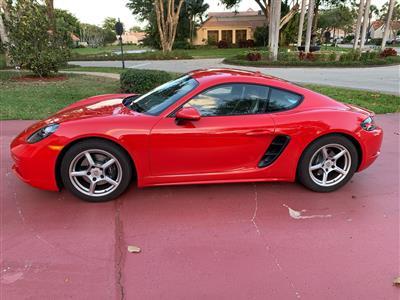2019 Porsche 718 lease in Boca Raton,FL - Swapalease.com