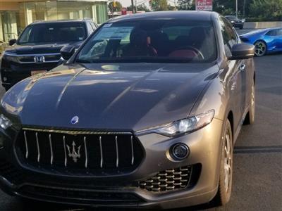 2019 Maserati Levante lease in Sewell,NJ - Swapalease.com