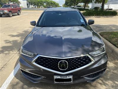 2020 Acura TLX lease in Austin,TX - Swapalease.com