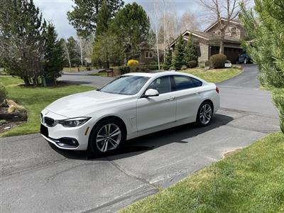 2018 BMW 4 Series lease in BEND,OR - Swapalease.com