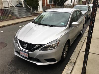 2019 Nissan Sentra lease in Somerville,MA - Swapalease.com
