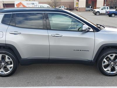 2019 Jeep Compass lease in Woodhaven,MI - Swapalease.com