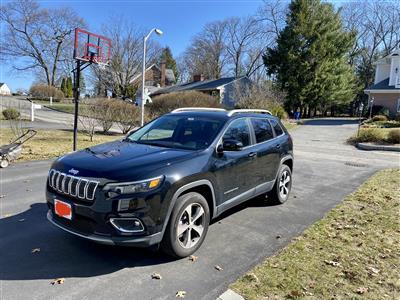 2019 Jeep Cherokee lease in Belmont,MA - Swapalease.com