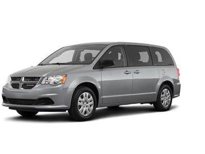 2018 Dodge Grand Caravan lease in Chicago,IL - Swapalease.com