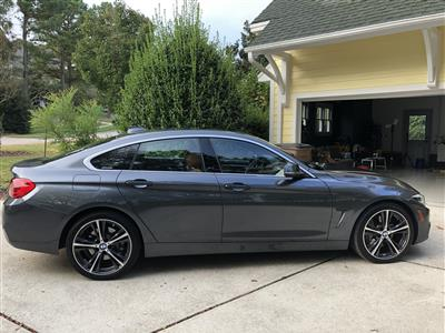 2019 BMW 4 Series lease in Wake Forest,NC - Swapalease.com