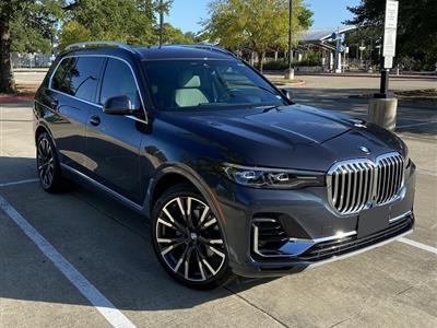 2020 BMW X7 lease in Austin,TX - Swapalease.com
