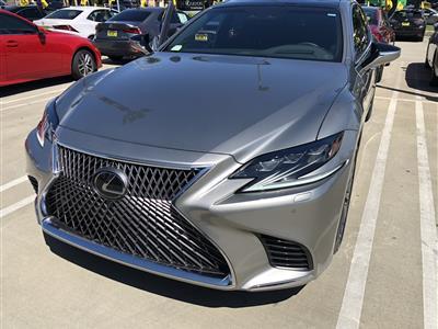 2018 Lexus LS 500 lease in Sherman Oaks,CA - Swapalease.com