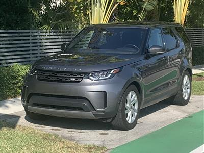 2017 Land Rover Discovery lease in Maimi Beach,FL - Swapalease.com