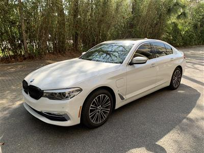 2018 BMW 5 Series lease in Hilton Head,SC - Swapalease.com