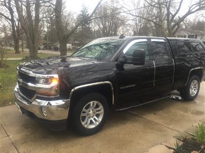 2018 Chevrolet Silverado 1500 lease in North Ridgeville,OH - Swapalease.com