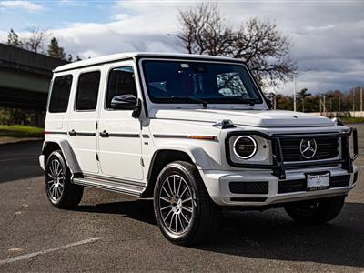 2020 Mercedes-Benz G-Class lease in long island city,NY - Swapalease.com