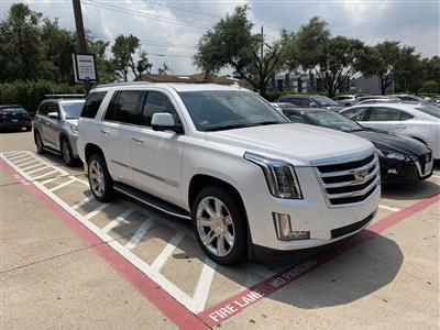 2018 Cadillac Escalade lease in Dallas,TX - Swapalease.com