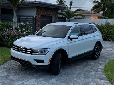 2018 Volkswagen Tiguan lease in Fort Lauderdale,FL - Swapalease.com
