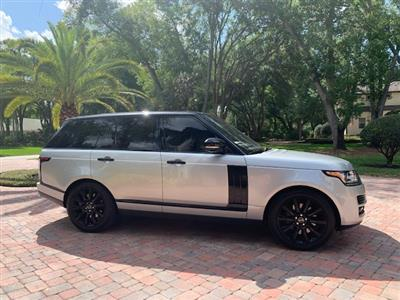 2016 Land Rover Range Rover lease in Longwood,FL - Swapalease.com
