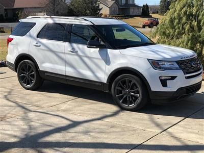 2018 Ford Explorer lease in South Lyon,MI - Swapalease.com