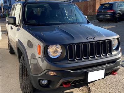 2018 Jeep Renegade lease in Minneapolis,MN - Swapalease.com