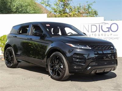 2020 Land Rover Range Rover Evoque lease in SALEM,NH - Swapalease.com