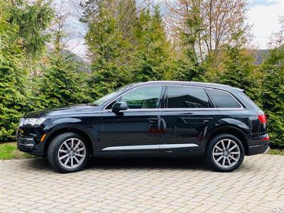 2019 Audi Q7 lease in BASKING RIDGE,NJ - Swapalease.com