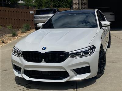2019 BMW M5 lease in Alpharetta,GA - Swapalease.com
