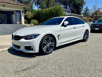 2019 BMW 4 Series lease in Tujunga,CA - Swapalease.com