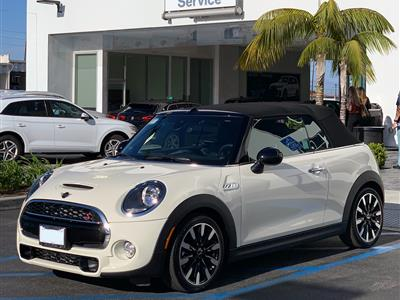 2019 MINI Convertible lease in Los Angeles,CA - Swapalease.com