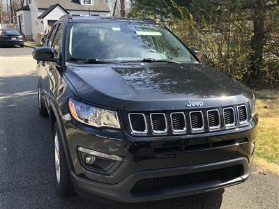 2018 Jeep Compass lease in Livingston,NJ - Swapalease.com