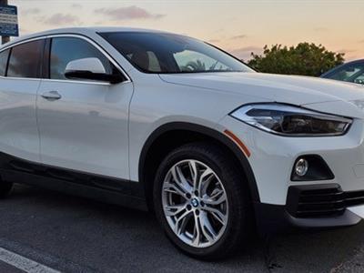 2018 BMW X2 lease in Venice,CA - Swapalease.com