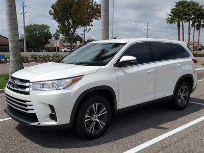 2019 Toyota Highlander lease in North Port,FL - Swapalease.com
