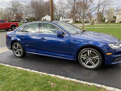 2018 Audi A4 lease in Cranford,NJ - Swapalease.com