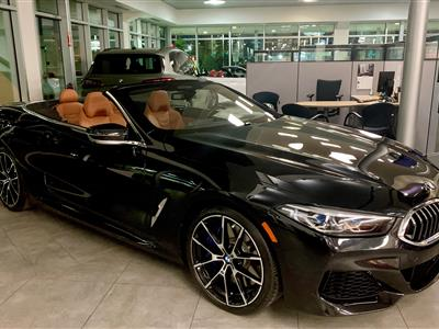 2019 BMW 8 Series lease in Houston,TX - Swapalease.com