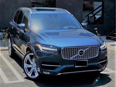 2018 Volvo XC90 lease in Santa Monica,CA - Swapalease.com