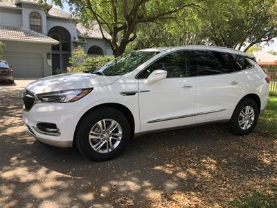 2020 Buick Enclave lease in Hollywood,FL - Swapalease.com