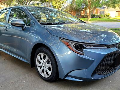 2020 Toyota Corolla lease in houston,TX - Swapalease.com