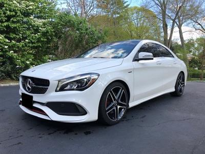 2018 Mercedes-Benz CLA Coupe lease in Croton on Hudson,NY - Swapalease.com