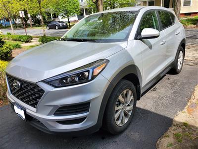 2019 Hyundai Tucson lease in SPRINGFIELD,MA - Swapalease.com