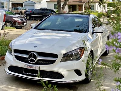 2019 Mercedes-Benz CLA Coupe lease in Los Angeles,CA - Swapalease.com