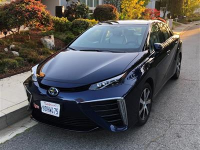 2018 Toyota Mirai lease in Los Angeles,CA - Swapalease.com