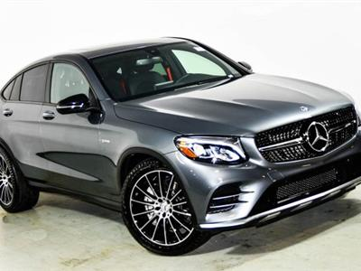 2019 Mercedes-Benz GLC-Class Coupe lease in Marinio,CA - Swapalease.com