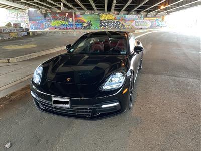 2018 Porsche Panamera lease in Washington,DC - Swapalease.com