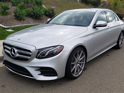 2019 Mercedes-Benz E-Class lease in chula vista,CA - Swapalease.com
