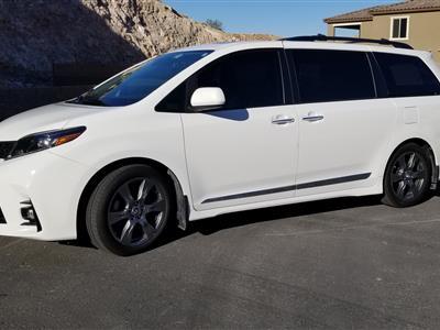 2018 Toyota Sienna lease in Las Vegas,NV - Swapalease.com